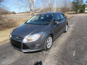 2014 Ford Focus SE   HATCHBACK NEW  MVI 23400 KM