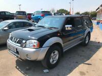 Nissan Navara 2.5Di 4x4 double cab truck