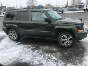 "2007 Jeep Patriot SUV, Crossover  4X4""""Safety Etested"""""