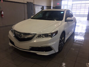 2016 Acura TLX SH-AWD TECH AERO PACKAGE Berline