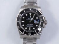 Rolex Submariner 116610LN Ceramic men's style watch