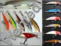 WANTED FISHING LURES