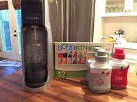 Soda stream: tentatively sold!