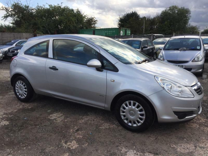 Vauxhall/Opel Corsa 1.2i 16v 2008 MY LIFE MANUAL PETROL-LOW MILEAGE