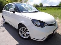 2015 MG Motor UK MG3 1.5 VTi TECH 3Form Sport 5dr FSH! Air Con! DAB! 5 door ...