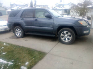 2004 Toyota 4Runner rs5 SUV, Crossover