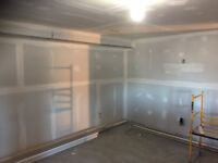 FREE QUOTE on drywall and taping services