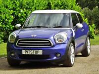 2014 MINI PACEMAN 1.6 COOPER D ALL4 Manual Coupe