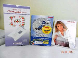 Software for Janome sewing machines
