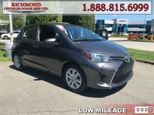 2016 Toyota Yaris   - Low Mileage