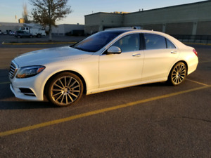 2017 Mercedes S550 4Matic