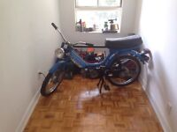 Honda Hobbit Moped (Parts or Project)