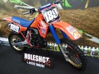 Honda CR 125 Evo Motocross bike