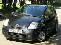 Citroen C2 1.1i Design**1 OWNER & ONLY 17,000 MILES FROM NEW**FSH + CAMBELT**