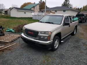 2004 GMC Canyon parts or repair