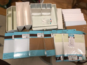 Martha Stewart Office supplies home office Avery Wall manager
