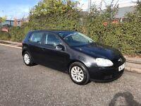 2007 VW GOLF 1.9 TDI MATCH ONE OWNER FSH
