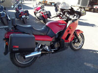 Kawi Concours at Irwin Supply