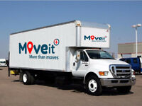 TORONTO'S PROFESSIONAL MOVING COMPANY - MOVE IT PLUS