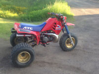 looking for atc 250r or trx 250r base