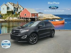 2016 Ford Edge Sport  - Leather Seats -  Bluetooth -  Heated Sea