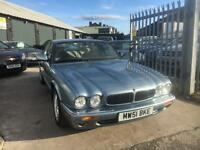 JAGUAR XJ SPORT 3.2 V8 Automatic Low Mileage 2001 (51)