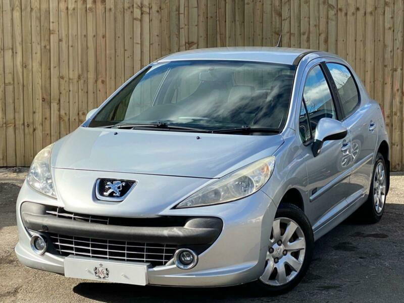 2008 Peugeot 207 1.4 m:play 5dr Hatchback Petrol Manual