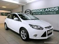 Ford Focus 1.6 TDCI ZETEC 115PS [STUNNING EXAMPLE IN WHITE]