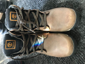 Timberlands boys shoes