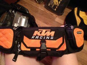 sac de taille motocross