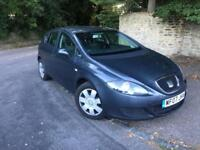 2007 Seat Leon Diesel, full MOT, nice and tidy