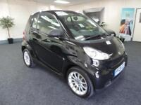 2009 SMART FORTWO COUPE PASSION + FULL HISTORY + PAN ROOF COUPE PETROL