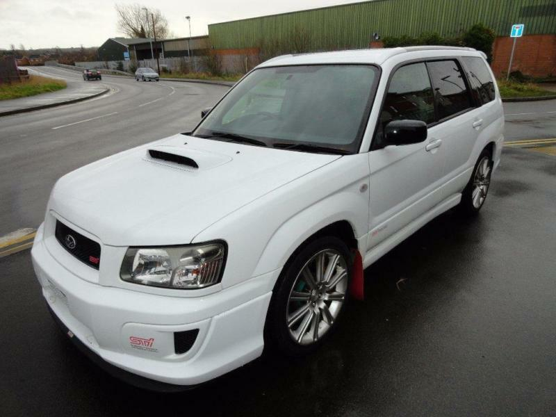 2004 subaru forester 2 5 sti sg9 6 speed awd in stourport on severn worcestershire gumtree. Black Bedroom Furniture Sets. Home Design Ideas