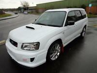 2004 Subaru Forester 2.5 STi SG9 6 SPEED AWD