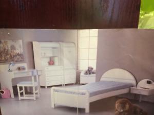 Ensemble pour chambre à coucher - Vintage