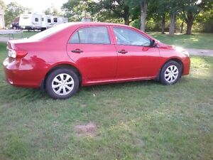 2012 Toyota Corolla   PRICED FOR FAST SALE ! $7750.00 !!!!