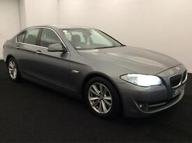 62 PLATE BMW 535d AUTO SE+ONE COMPANY/BMW SERVICE/EXCELLENT CONDITION