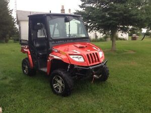 Used 2009 Arctic Cat Prowler XTZ