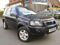 2005 Land Rover Freelander 2.0 Td4 Adventurer Station Wagon 5dr 5 door Estate