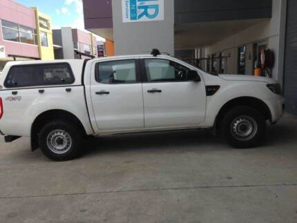 2012 FORD RANGER 2.2 XL 4X4 6SPD MANUAL CREW CAB Rochedale South Brisbane South East Preview