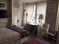 Huge Double room to rent in beautiful Fulham houseshare