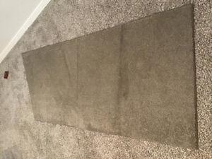 Beige Carpet Runner