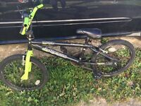 """Boys Raleigh bmx bike 20"""" wheel"""
