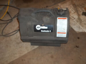 Miller Coolmate water cooler just like new
