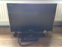 Small LCD Colour TV