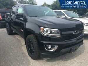 2017 Chevrolet Colorado Z71 Midnight  Heavy Duty Trailering Pack