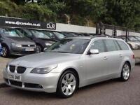 2006 06 BMW 5 SERIES 3.0 530D SE 5D AUTO 228 BHP DIESEL