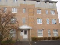 Modern 2 Bedroom Furnished Flat in Quiet Residential Area of Paisley