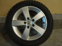 2008 Honda Civic Winter tires