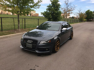 2010 Audi S4 - Sport Diff / Exception Condition / Low KM
